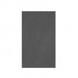 Toile thermocollante grise 100% coton 12x21cm