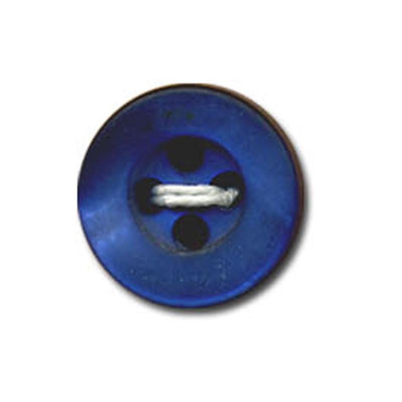 bouton rond 4 trous couleur bleu nuit. Black Bedroom Furniture Sets. Home Design Ideas
