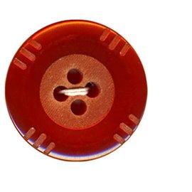 Lot de 6 boutons petits traits 21mm