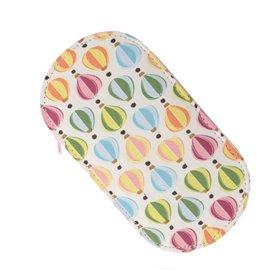 Pochette couture 15,5cm x 8cm ballon