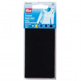 PRYM Pièce thermocollante coton 12x45 cm noir