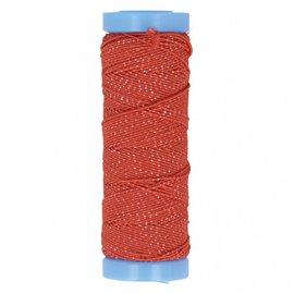 Fil élastique 20m Rouge