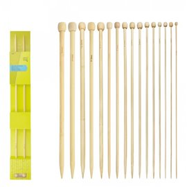 Aiguilles à tricoter Bamboo