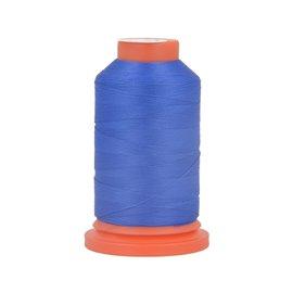 Bobine fil mousse polyester 1000m fabriqué en France pour surjeteuse Bresse