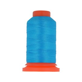 Bobine fil mousse polyester 1000m fabriqué en France pour surjeteuse Gitane
