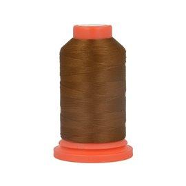 Bobine fil mousse polyester 1000m fabriqué en France pour surjeteuse Marcassin