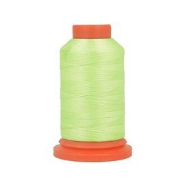Bobine fil mousse polyester 1000m fabriqué en France pour surjeteuse Anis