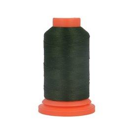 Bobine fil mousse polyester 1000m fabriqué en France pour surjeteuse Bouteille