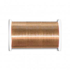 Bobine de fil laiton 10m 100% cuivre Cuivre C048