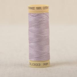 Bobine fil coton 90m fabriqué en France - Parme C33