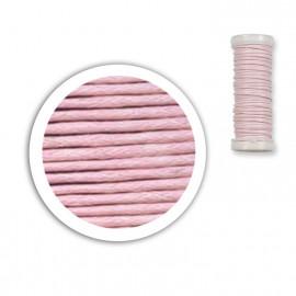 Bobine de fil coton 8,5m - Rose C2