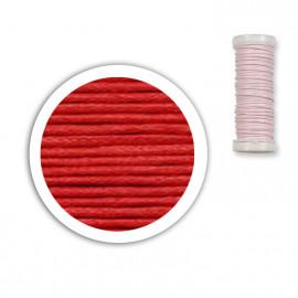 Bobine de fil coton 8,5m - Rouge C4