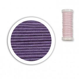 Bobine de fil coton 8,5m - Lavande C8