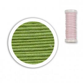 Bobine de fil coton 8,5m - Emeraude C1