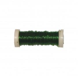 Bobine Fil élastique 15m en nylon - Sapin C015