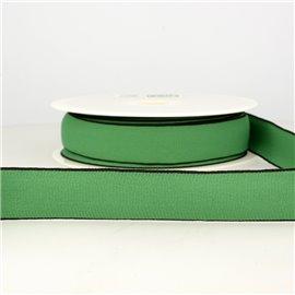 Bobine 22m Elastique multicolore 40 mm Vert Foncé
