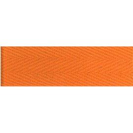 Bobine 50m Serge coton Orange soleil