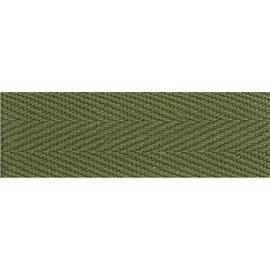 Bobine 50m Serge coton Vert Kaki