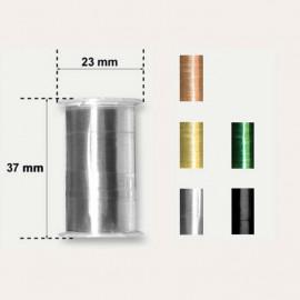 Bobine de fil laiton 10m - 100% cuivre