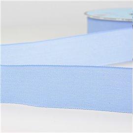 Bobine 25m Galon jean Bleu Gitane