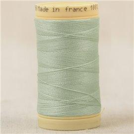 Bobine fil 100% coton made in France 445m - Vert clair C41
