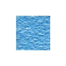 Bobine 20m ruban toile daraignée 38mm Bleu