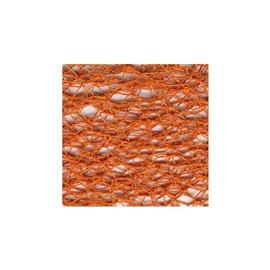 Bobine 20m ruban toile daraignée 38mm Orange