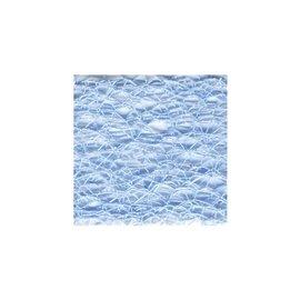 Toile daraignée 50cm x 5m Bleu Ciel