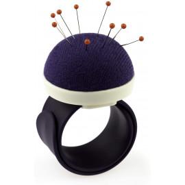 Prym Bracelet coussin d'aiguilles et épingles en Silicone 240 x 29 mm