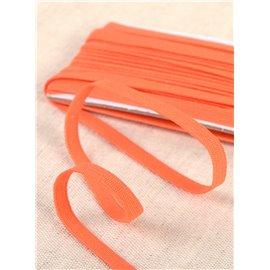 Elastique souple Orange 5mx5mm Azo free