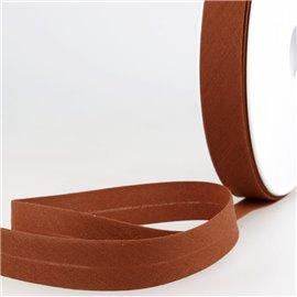 Disquette de 40m biais replié Tanné pour tout textile