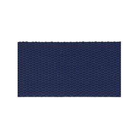 Sangle 2mètres en 40mm bleu navy
