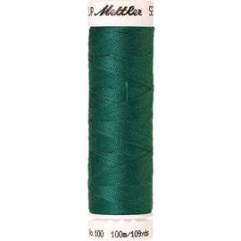 Fil à coudre polyester Mettler Amann 100m Seralon vert émeraude