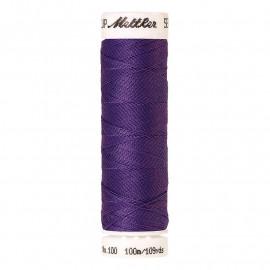 Fil à coudre polyester Mettler Amann 100m Seralon violet