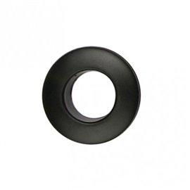 Oeillet plastique 25mm noir