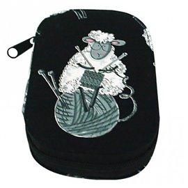 Pochette à couture 16x12cm mouton