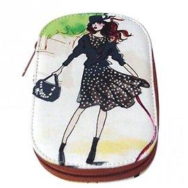 Pochette à couture 16x12cm la parisienne