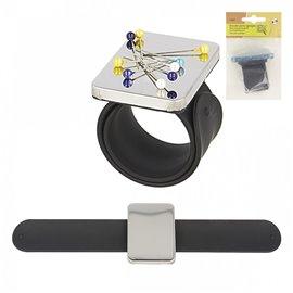 Bracelet porte épingles magnétique