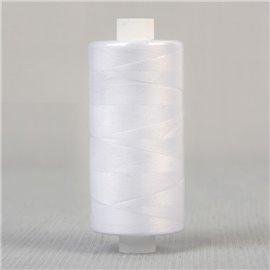 Bobine fil polyester 1000m Oeko-Tex
