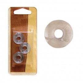 3 canettes plates en plastique