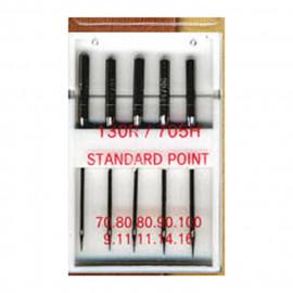 Assortiment 5 aiguilles pour machine 130R x 705